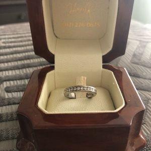 Harry K wedding band size 4.5